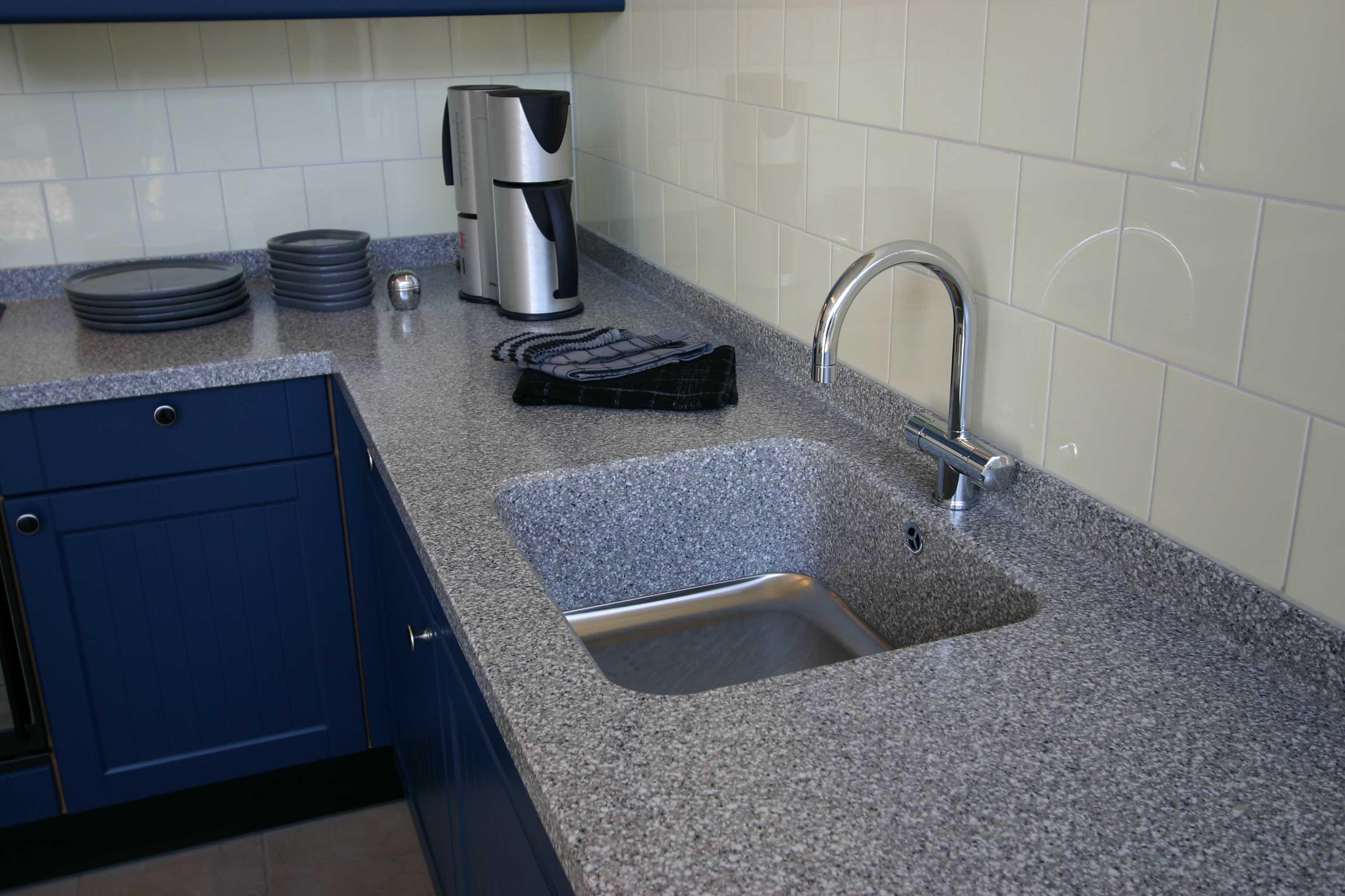 Keukenblad vervangen intereno keukenrenovatie