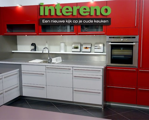 Intereno, specialist in keukenrenovatie'