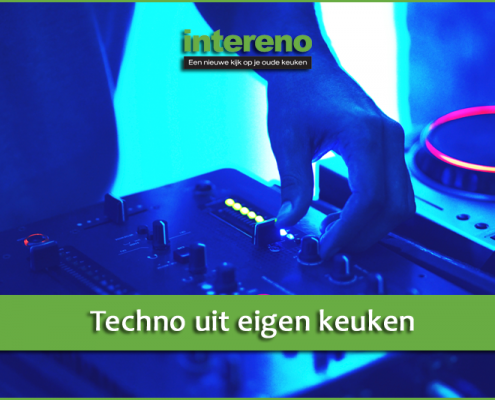 Techno in de keuken